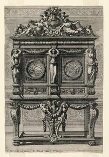 Print, Cabinet, ca. 1650