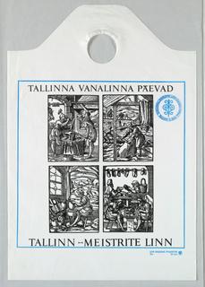 Shopping Bag, Tallinna Vanalinna Paved
