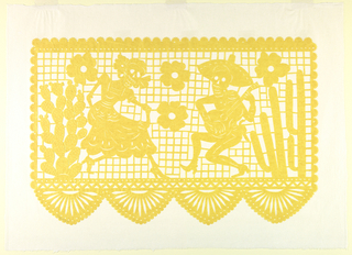 Paper Cut-out, Day of the Dead, 1960–65