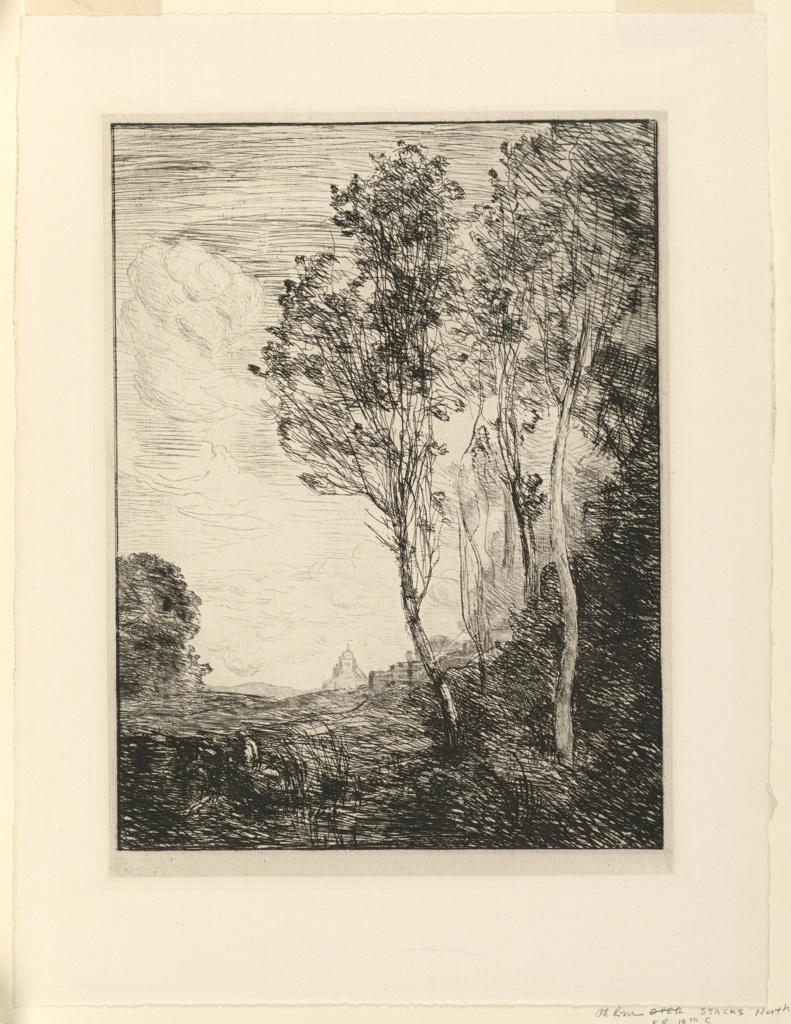Print, Souvenir d'Italie