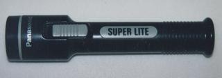 Super Lite Flashlight, 1980