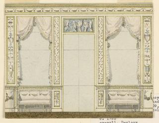 Drawing (France), ca. 1785