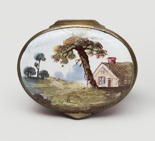 Box (England), ca. 1770