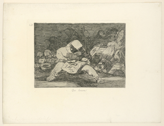 Print, The Disasters of War, Plate 68