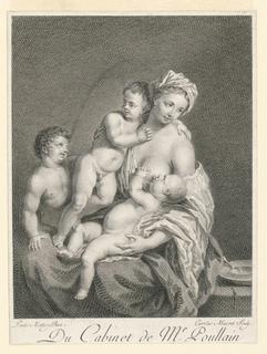 Print, Charity, 1780–81