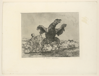 Print, The Disasters of War, Plate 76