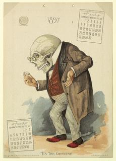 1897 Calendar 4-2: Mar/Apr 4-3: May/Jun 4-6: Nov/Dec