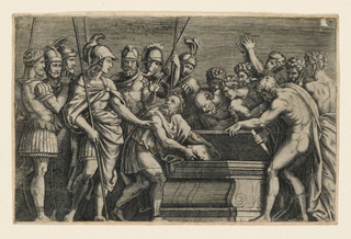Print, Alexander and the Book of Homer