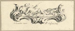 Print, Child With Arrow, 1760-1761