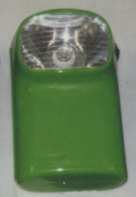 large green