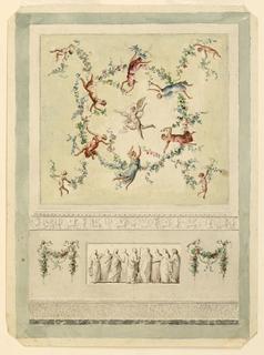 Drawing (Italy), 1800–1830