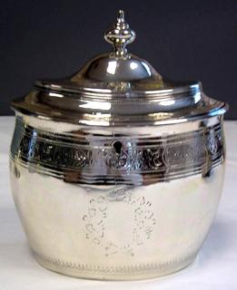 Tea Caddy (England), 1800