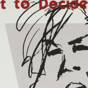 Drawing of woman's face and coat hanger with blood for PFOC.