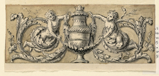 Drawing (France), ca. 1770