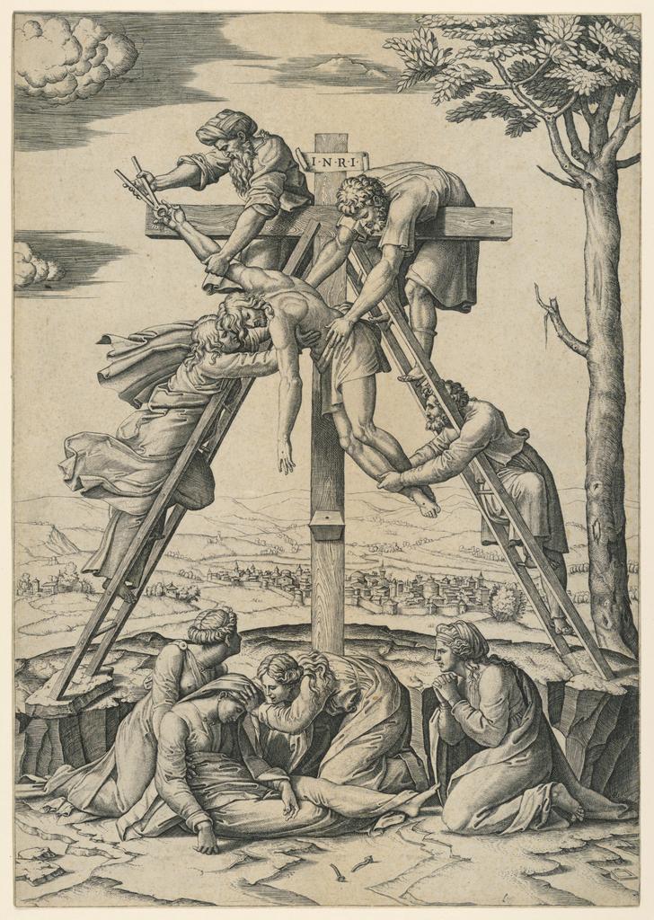 Print, The Deposition