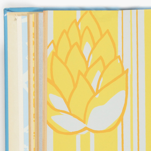 """Collection of 16 patterns, a compilation of """"Celebration"""" and """"Chapter II"""" with designs by Jack Lenor Larsen and """"Whimsical"""" collection designed by William Skilling which includes: """"Petite Safari"""", """"Angel Shower"""" and """"Frolic"""", three children's wallpapers."""