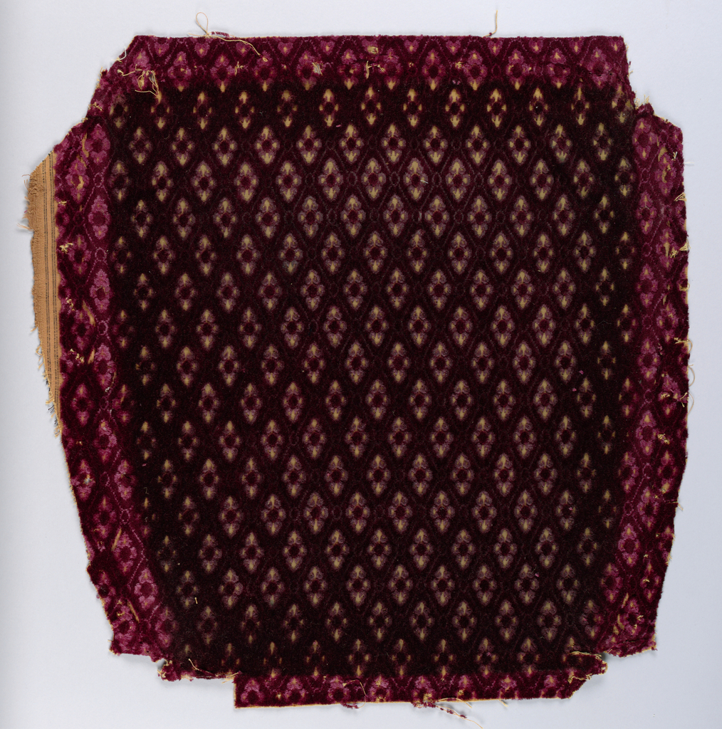 Seat Covers (possibly England), ca. 1910