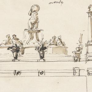 Drawing, Centerpiece