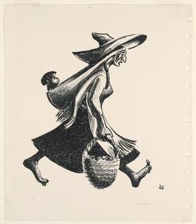 Print, X, 1934