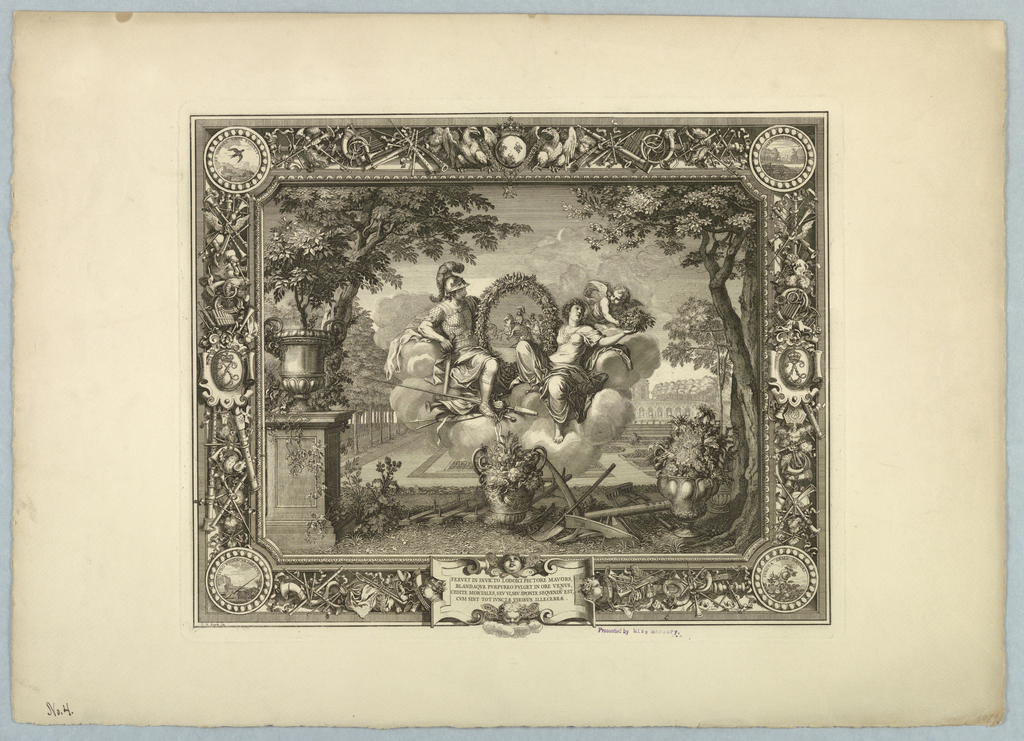 Print (France & England), before 1902