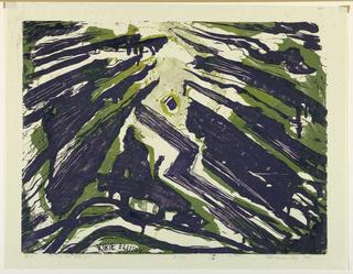 Print, Kyrie Eleison, 1958