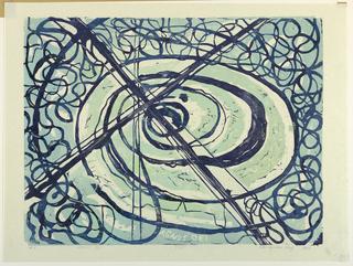 Print, Agnus Dei, 1958