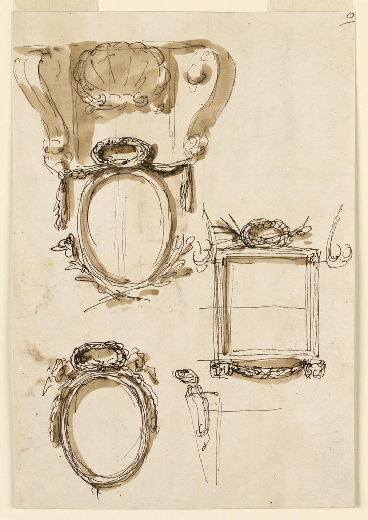 Drawing, Frames