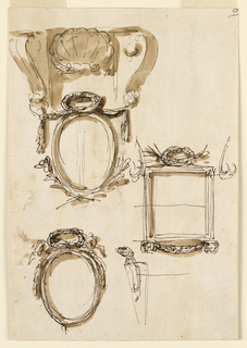 Drawing, Frames