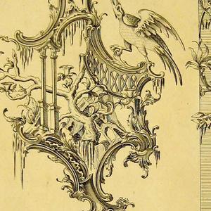 Print, Pier Glass Frame