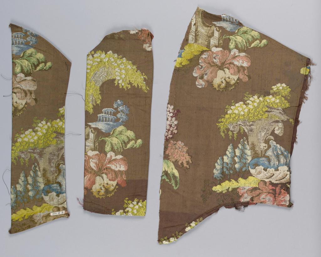 Fragments, ca. 1730