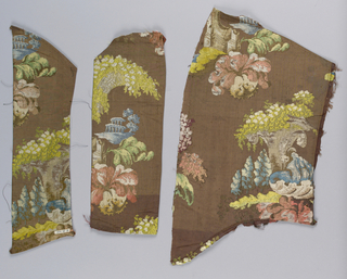 Fragments, ca. 1730