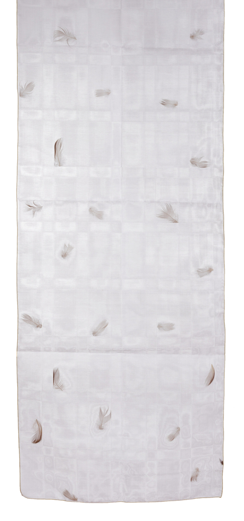 Textile, Feather Flurries