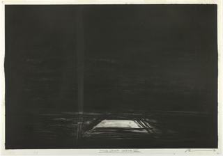 Drawing, Stage Design: Scene VII, for King Lear, ca. 1990