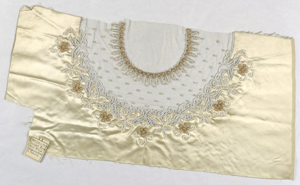Embroidery Sample (USA), 1930–39