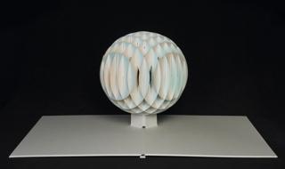 "Book, ""Cubearc,"" [2,3], 2011"