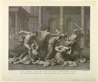 Print, The Massacre of the Innocents
