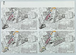 Drawing, Progressive Phase Plan fo, 1991