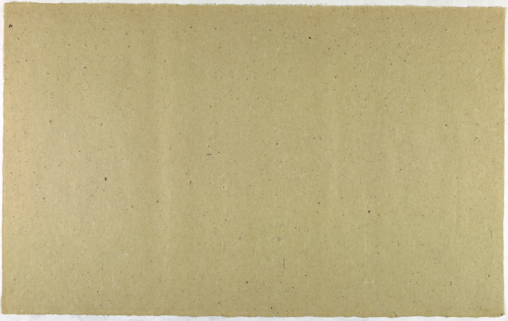 Decorated Paper, off-white with flecks, ca. 1940
