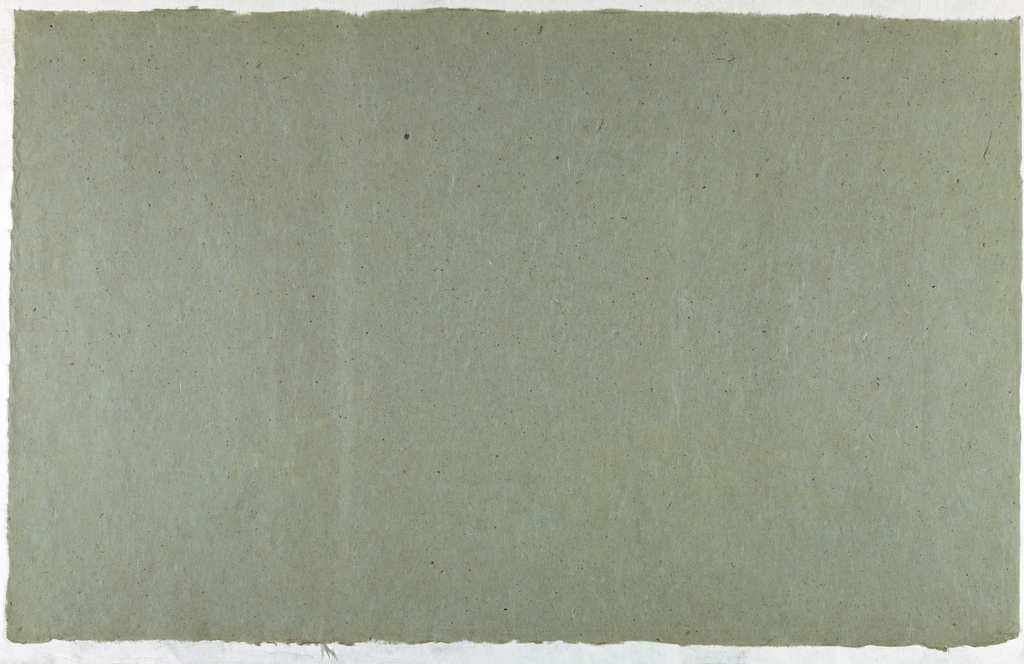 Decorated Paper, gray with flecks, ca. 1940