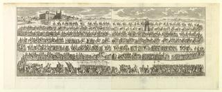 Print, Papal Procession to St. J