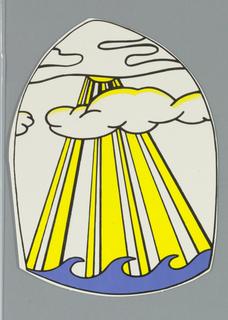 Announcement, Roy Lichtenstein's Art for Young America