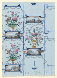 Drawing, Wallpaper Design