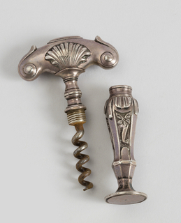 Corkscrew And Holder