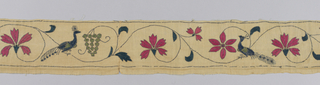 Mughal-type embroidery