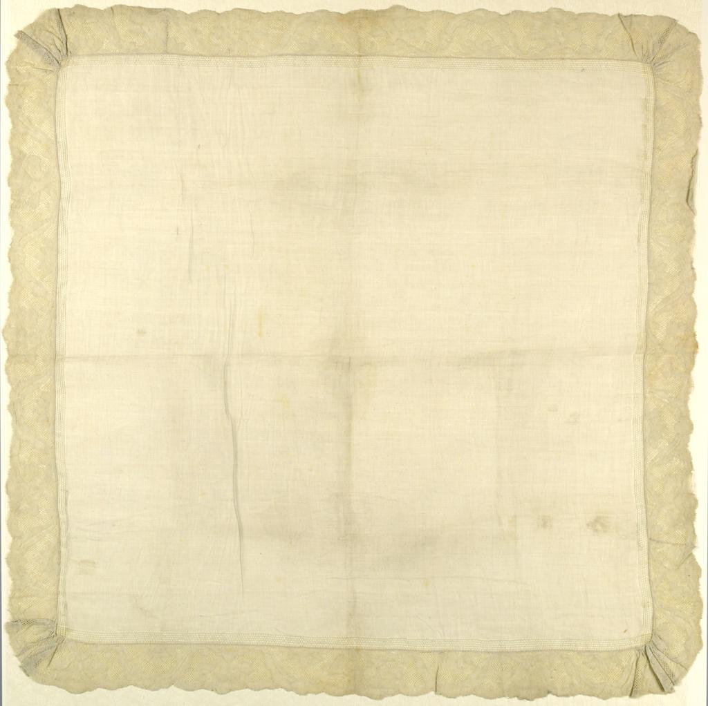 Handkerchief, 19th century