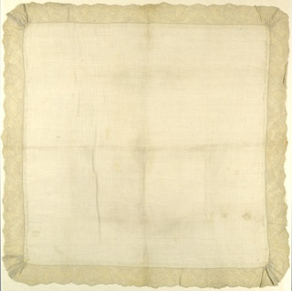 Handkerchief, 19th century