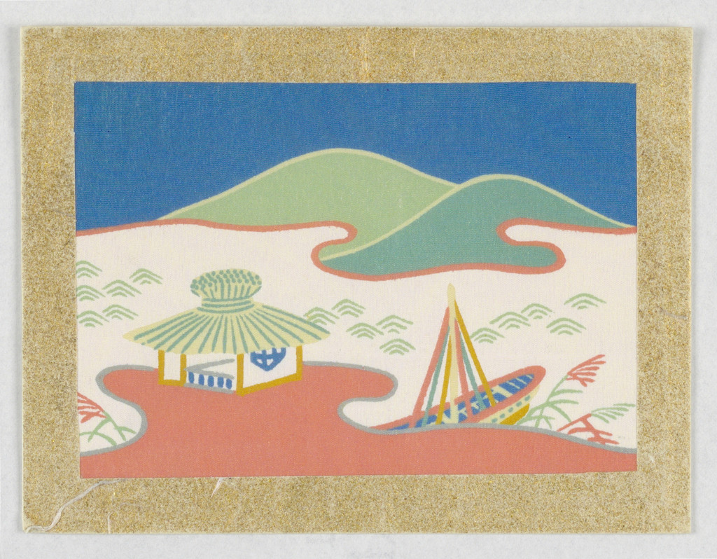 Christmas Cards | Objects | Collection of Cooper Hewitt, Smithsonian ...