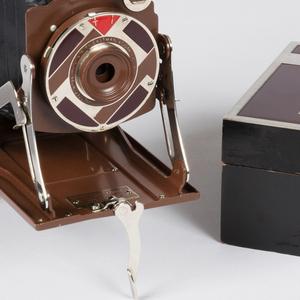 1A Gift Kodak Camera And Box