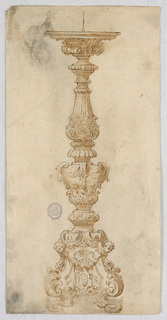 Drawing (Italy), 17th–19th century