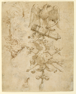 Drawing, Trophy, ca. 1650